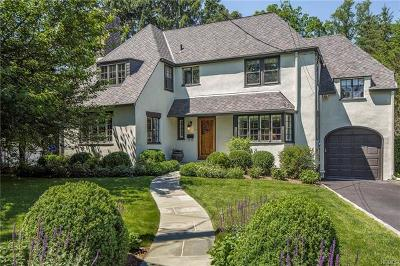 Bronxville Single Family Home For Sale: 30 Studio Lane
