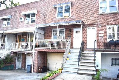 Bronx Single Family Home For Sale: 2883 Dewitt Place