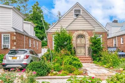Yonkers Single Family Home For Sale: 93 Woodlawn Avenue