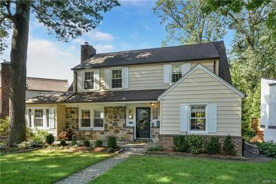 New Rochelle Single Family Home For Sale: 12 Lotus Road