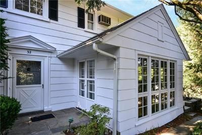 Scarsdale Single Family Home For Sale: 32 Walworth Avenue