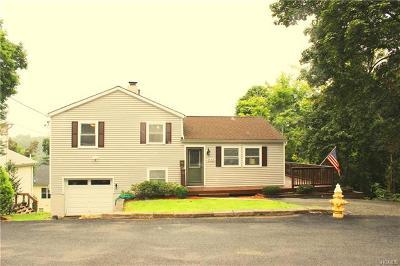Peekskill Single Family Home For Sale: 1532 East Boulevard