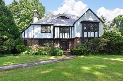 Westchester County Single Family Home For Sale: 33 Southfield Road