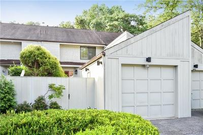 Westchester County Condo/Townhouse For Sale: 39 Pineridge Road