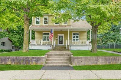 Rockland County Single Family Home For Sale: 16 Washington Avenue