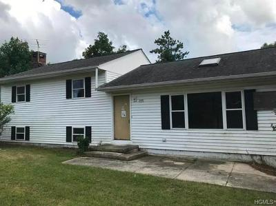 Highland Mills Single Family Home For Sale: 249 Ridge Road