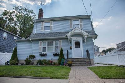 New Rochelle Single Family Home For Sale: 64 Rhodes Street
