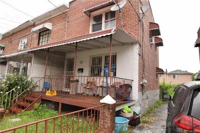 Bronx Single Family Home For Sale: 1263 East 223rd Street East