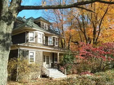 New Rochelle Single Family Home For Sale: 1 Brookdale Avenue