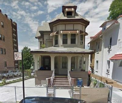 Multi Family 2-4 For Sale: 2267 Loring Place North