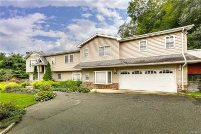 Sloatsburg Single Family Home For Sale: 111 Post Road