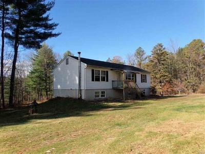 Narrowsburg Single Family Home For Sale: 277 Humphrey Road