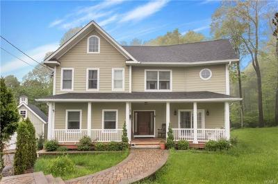 Highland Mills Single Family Home For Sale: 37 Highland Drive