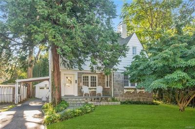 Scarsdale Single Family Home For Sale: 168 Bell Road