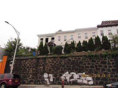 Yonkers Single Family Home For Sale: 61 Palisade Avenue