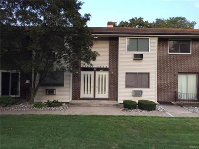 Rockland County Condo/Townhouse For Sale: 14 Blue Hill Commons Drive #A