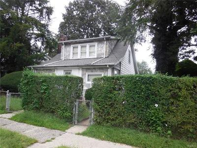 Mount Vernon Single Family Home For Sale: 573 East 3rd Street