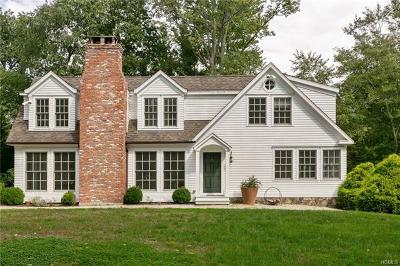 South Salem Single Family Home For Sale: 15 Benedict Road