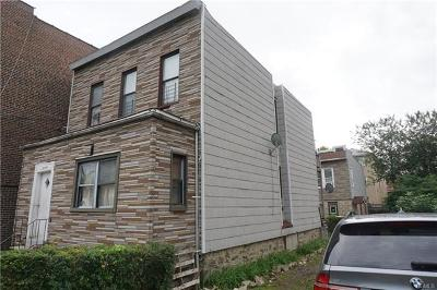 Bronx County Multi Family 2-4 For Sale: 1032-1034 East 224th Street