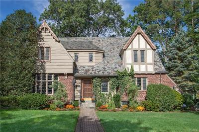 Bronxville Single Family Home For Sale: 53 Northway