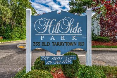 White Plains Condo/Townhouse For Sale: 355 Old Tarrytown Road #603