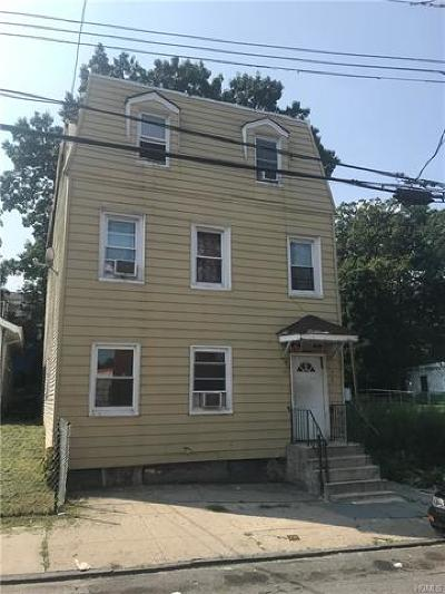 Yonkers Multi Family 2-4 For Sale: 9 Orchard Street
