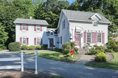 Rockland County Single Family Home For Sale: 188 Wayne Avenue