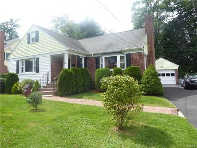 Rye Brook Single Family Home For Sale: 48 Valley Terrace