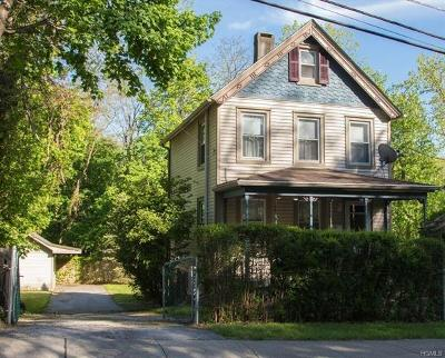 Beacon Single Family Home For Sale: 18 Bank Street