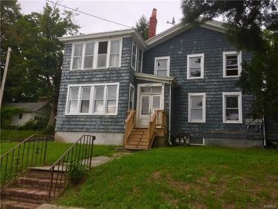 Middletown NY Multi Family 2-4 For Sale: $99,900