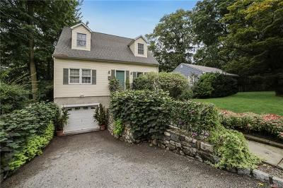 Ossining Single Family Home For Sale: 5a Spencer Place