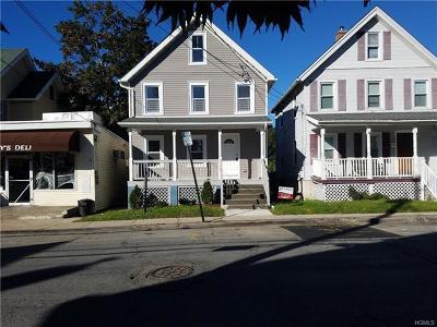 Peekskill Single Family Home For Sale: 806 Hudson Avenue