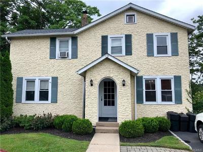 Nanuet Single Family Home For Sale: 19 Demarest Avenue