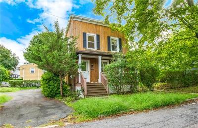 Dobbs Ferry Single Family Home For Sale: 12 Irving Place