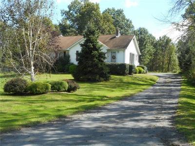 Bloomingburg Single Family Home For Sale: 22 Long Lane
