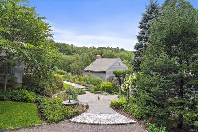 Pound Ridge Single Family Home For Sale: 330 Stone Hill Road
