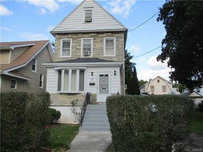 Mount Vernon Single Family Home For Sale: 85 Hillside Avenue