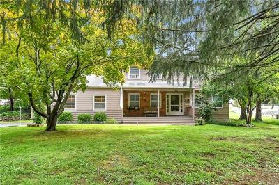 Fishkill Single Family Home For Sale: 493 Cedar Hill Road