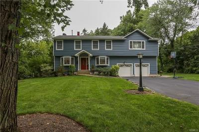 Rockland County Single Family Home For Sale: 8 Marion Court