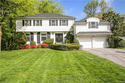 Scarsdale Single Family Home For Sale: 5 Cayuga Road