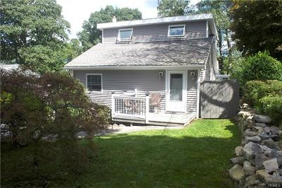 Brewster Single Family Home For Sale: 90 Cooledge Drive