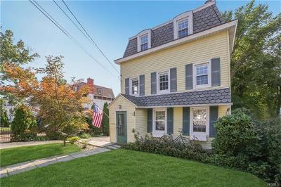 Mamaroneck Single Family Home For Sale: 216 Union Avenue