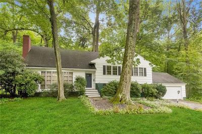 Sleepy Hollow Single Family Home For Sale: 10 Fremont Road