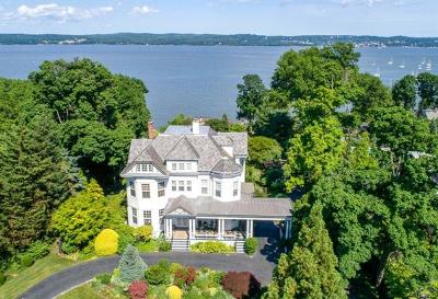 Nyack NY Single Family Home For Sale: $3,200,000