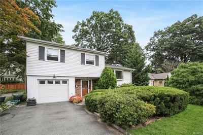Mamaroneck Single Family Home For Sale: 412 Grant Terrace