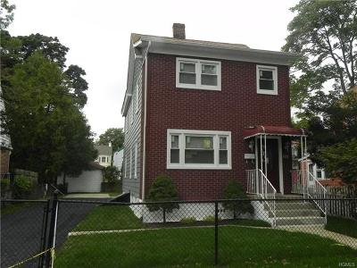 Westchester County Single Family Home For Sale: 526 South 9th Avenue