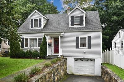Mount Kisco Single Family Home For Sale: 218 Spring Street