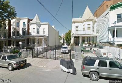 Bronx Residential Lots & Land For Sale: 2851 Bainbridge Avenue