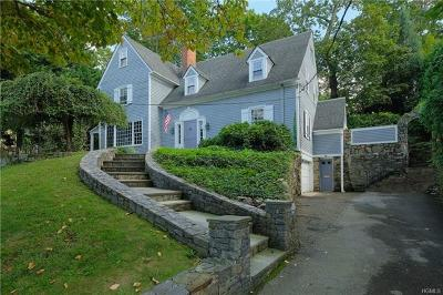 Bronxville Single Family Home For Sale: 88 Summit Avenue