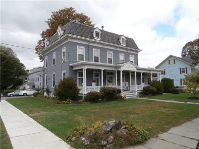 Orange County, Sullivan County, Ulster County Rental For Rent: 26 Oakland Avenue #3R